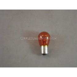 AMPOULE BAIONNETTE BAU15s 12v 21w CLIGNOTANT (ORANGE) 1996 - 2000