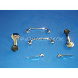 KIT POIGNEES INTERIEURE CHROME A PARTIR DE 1970 Ref: wpa9018x