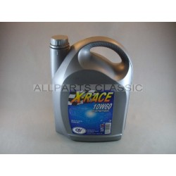 HUILE SYNTHESE 10W60 5 LITRES Ref: xrace10w60