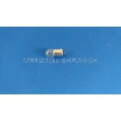 AMPOULE BAIONNETTE 12v 5w (PETIT CULOT, PETIT GLOBE) Ref: GLB207