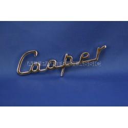 BADGE DE MALLE COOPER MK1 Ref: 24a23