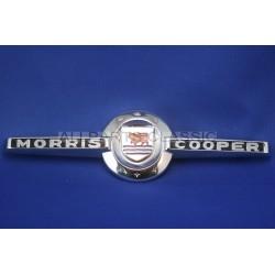 BADGE CAPOT MORRIS COOPER MK1 Ref: 24a72
