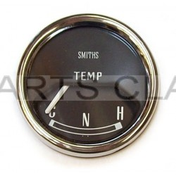JAUGE DE TEMPERATURE D'EAU SMITHS NOIRE Ref: 13H4460