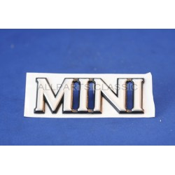 BADGE DE MALE MINI 1990-1992 ARGENT ORIGINE Ref: dah10034